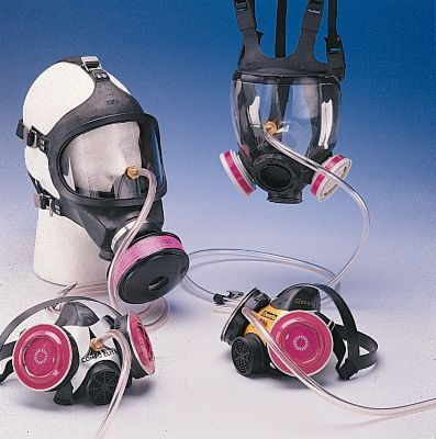 Probed Respirator Facepieces for Fit Testing